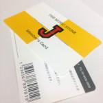 ポイントカードやメンバーズカードにおすすめ!クリスパーカード作成事例