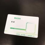 新入社員の社員証を今までと同じデザインで作成